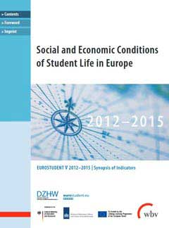 Social and economic conditions of student life in Europe 2012 - 2015. Synopsis of indicators