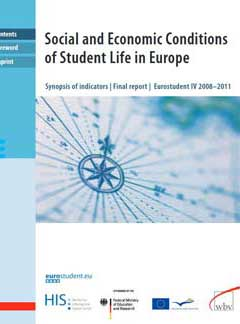 Social and Economic Conditions of Student Life in Europe 2008-2011.