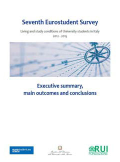 Executive summary, main outcomes and conclusions of the 7th Italian EUROSTUDENT survey