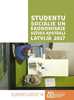 Studentu sociālie un ekonomiskie dzīves apstākļi Latvijā
