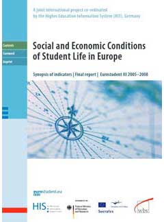 Social and Economic Conditions of Student Life in Europe 2005-2008. Synopsis of Indicators<br>