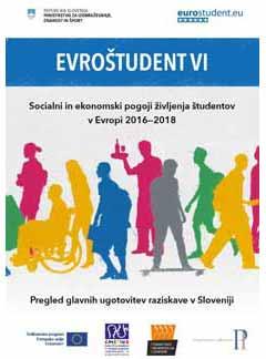 Socialni in ekonomski pogoji ¸ivljenja ¨tudentov  v Evropi 2016—2018. Pregled glavnih ugotovitev raziskave v Sloveniji