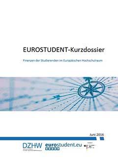 EUROSTUDENT-Kurzdossier. Finanzen der Studierenden im Europäischen Hochschulraum
