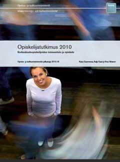 Opiskelijatutkimus 2010<br>  Korkeakouluopiskelijoiden toimeentulo ja opiskelu<br>(language: Finnish, English abstract)