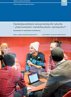 Opiskelijavaihdosta kansainvälistyville työurille – yhdenvertaisten mahdollisuuksien opintopolku?