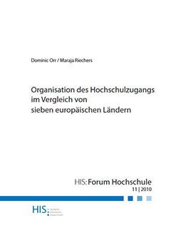 Organisation des Hochschulzugangs im Vergleich von sieben europäischen Ländern