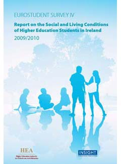 Report on the social and living conditions of higher education students in Ireland 2009/2010