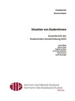 Situation von Studentinnen. Zusatzbericht der Studierenden-Sozialerhebung 2015