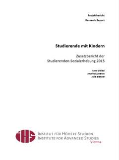 Studierende mit Kindern. Zusatzbericht der Studierenden-Sozialerhebung 2015