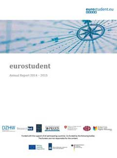 EUROSTUDENT V annual report 2014 - 2015