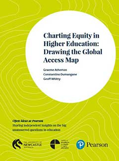 Charting equity in higher education : Drawing the global access map
