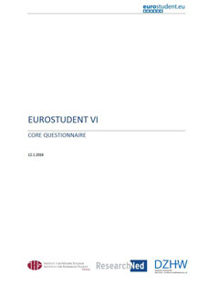 EUROSTUDENT VI. Core questionnaire