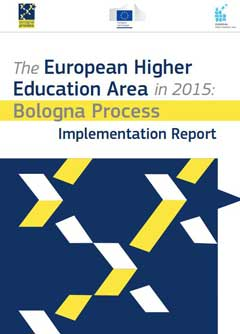 The European higher education area in 2015. Bologna Process Implementation report