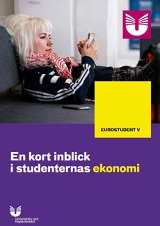 En kort inblick i studenternas ekonomi - EUROSTUDENT V