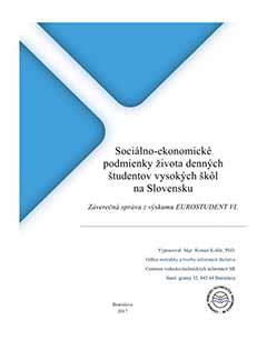 Sociálno ekonomické podmienky ¸ivota denných ¨tudentov V¦ na SVK