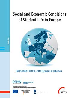 Social and economic conditions of student life in Europe 2016 - 2018. Synopsis of indicators