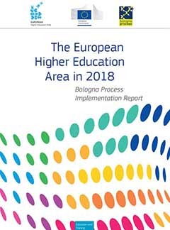 The European higher education area in 2018. Bologna process implementation report.