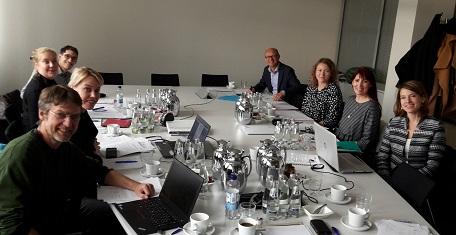 EUROSTUDENT VI Steering Board